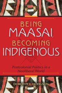 being maasai cover